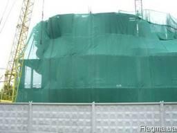 Сетка для строительных лесов, фасадная сетка