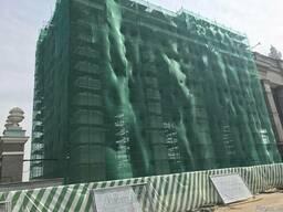 Сетка фасадная для лесов