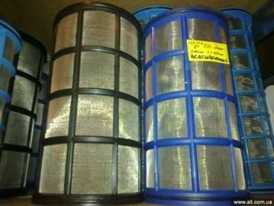 Сетка фильтра всасывающего до 220 л/мин