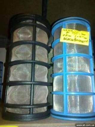 Сетка фильтра всасывающего до160 л/мин