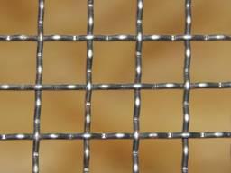 Сетка канилированная 20х20х3 мм 1500х2000 мм стальная