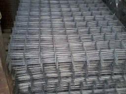 Сетка кладочная 100х100, d 5мм, 2х1,0 м купить цена