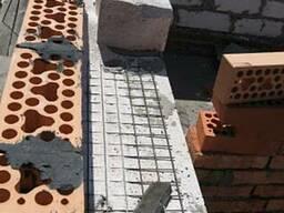 Армопояс 50х50, 65х65, 70х70, 100х100 для армирования кладки