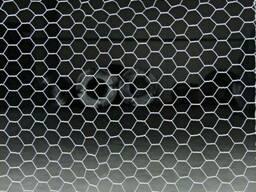 Сетка крученая шестигранная 32*0,9 оцинкованная