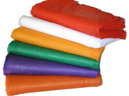 Сетка - мешок овощная 40*63 (до 22 кг) Красная, Фиолетовая