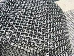 Сетка нержавеющая пищевая тканая 12Х18Н10Т 0,4х0,4х0,25мм