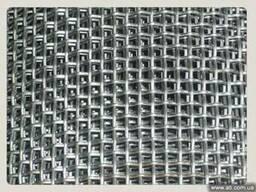 Сетка нержавеющая тканая 12Х18Н10Т ГОСТ 3826-82 0,4х0,4х0,2