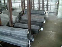 Тканая нержавейка сетка разных размеров от 1 метра