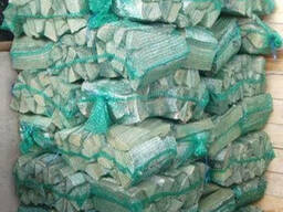 Сетка овощная 50х80 зеленого цвета