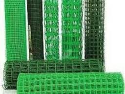 """Сетка пластиковая (""""забор""""), 85х95мм, купить, цена, рулон,"""