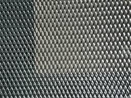 Сетка просечно-вытяжная, оцинкованная с ячейкой ромбом 2×8 мм для пчеловодства