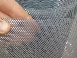 Сетка Просечно-вытяжная ячейка 2х8мм оц.
