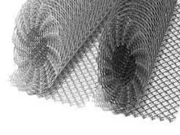 Сетка рабица оцинкованная 35x35x1,8мм (Ширина 1м)