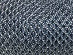Сетка рабица - изготавливаем нестандарты, столбики ж/б, б/У