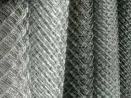 Сетка рабица (плетёная) 35х35х1.8, 50х50х1.8, 50х50х2 цена
