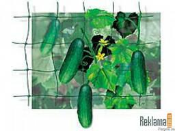 Сетка садовая для парника подвязки растений