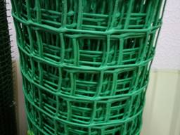 Сетка садовая пластиковая ПВХ 50х50