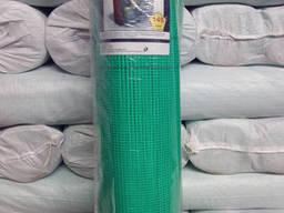 Сетка строительная зеленая 5х5 145 гр/м2