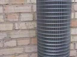 Сетка штукатурная сварная 25х12, 5х1, 0, 12х12х0, 8мм