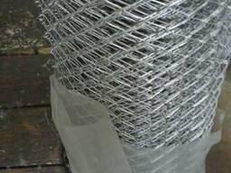Сетка штукатурная в рулонах