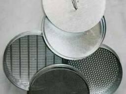 Сетка для сит, Сетка металлотканая: нержавеющая, оцинкованна - фото 1