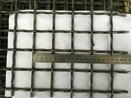Сетка, сито для грохота Р50-5,0 50х50х5,0мм. Ст.55 ГОСТ 3306