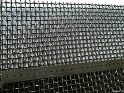 Сетка, сито для грохота Р8-3,0 8х8х3,0мм. Ст.55 ГОСТ 3306-88