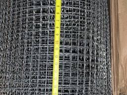 Сетка тканая оцинкованная 3,0-0,5мм