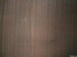 Сетка стальная тканная из проволоки