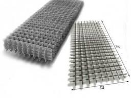 Сетка сварная (армопояс) 50х50 (0,5х2,0) d-3мм