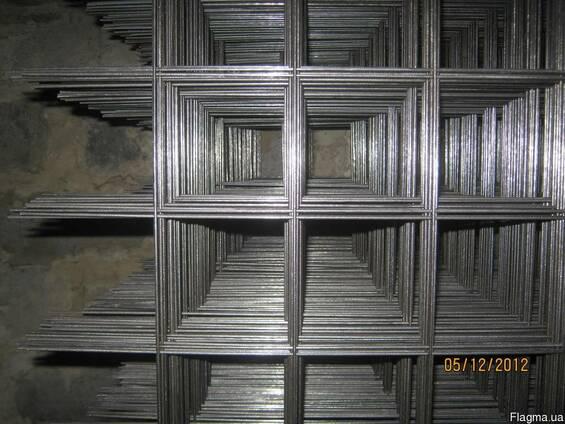 Сетка сварная кладочная 150 х 150 / 3мм