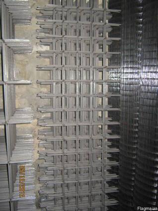 Сетка сварная кладочная 65 х 65 / 3мм (0,37*2)