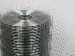 Сетка сварная металлическая 25х12,5х0,6мм 1/30м