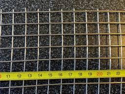 Сетка сварная нержавеющая 10,0-1,0 мм.