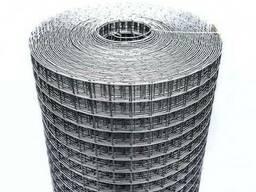 Сетка сварная оцинкованная 50х50х1,6 мм 1,0х30 м, купить
