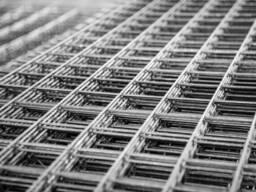 Сетка сварная оцинкованная 50x50x1,8мм (Ширина 1м)