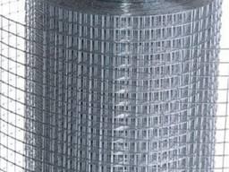 Сетка сварная оцинкованная (горячего оцинкования)12,5х12,5х0