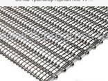 Сетка тканая низкоуглеродистая 4,0х4,0 0,6мм/1*30м - фото 1
