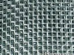 Сетка тканая без покрытия для просечки бетона и др.