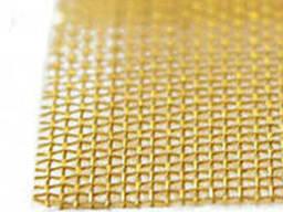 Сетка тканая латунная ГОСТ 6613-86 Л-80 ф.2,0-0,5мм