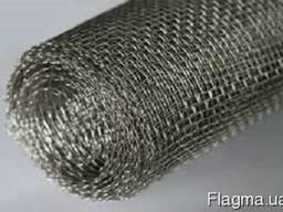 Сетка тканная нержавеющая AISI 316L 0, 04-0, 03мм