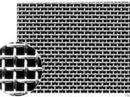 Сетка тканая нержавейка н/ж 0,3х0,3х0,2 рулон 30м2