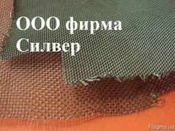 Сетка тканая нержавеющая 0,08-0,055