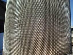Сетка тканая нержавеющая12Х18Н10Т 8,0-2,0100 см