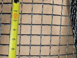 Сетка тканая низкоуглеродистая 5, 0-0, 7мм