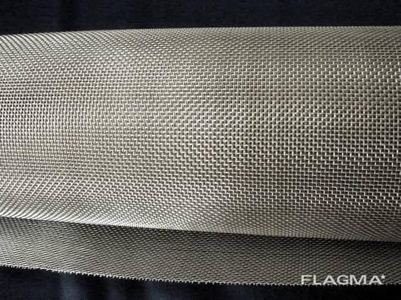 Сетка тканая низкоуглеродистая (черная) 3,0-0,5 мм