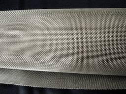 Сетка тканая низкоуглеродистая (черная) 2,0-1,2 мм
