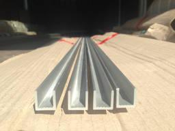 Алюмінієвий швелер 8x8x1. 0