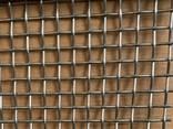 Сетка тканая нержавеющая 3,5-0,8мм - фото 1