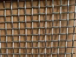 Сетка тканая нержавеющая 3,5-0,8мм